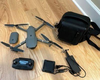 1st Gen DJI Mavic Pro Drone
