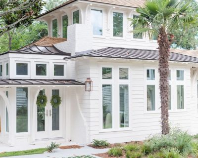 Elegant Cottage on the Bluff Downtown Fairhope (A) - Fairhope