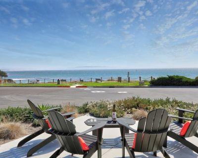 BIG ocean VIEWS - mid-century modern beach house MONTHLY RENTAL ONLY - Saint Andrews