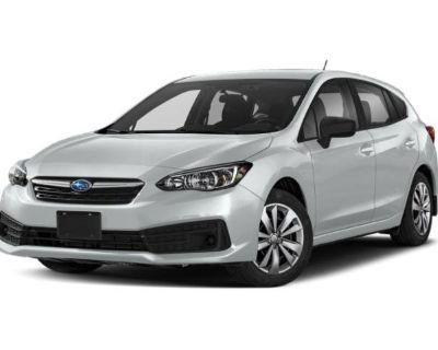 New 2022 Subaru Impreza AWD Hatchback