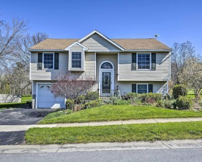 NEW! Comfy Romulus Home w/ Deck - Walk to Beach! - Romulus