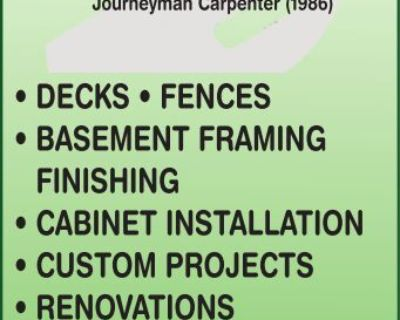 DC DOUG the CARPENTER Jour...