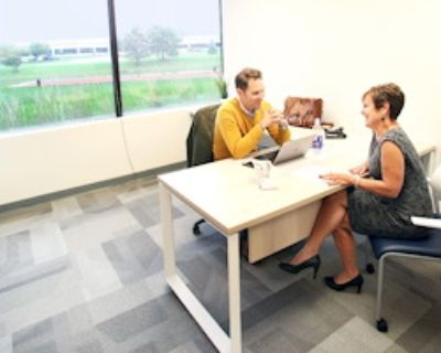 Private Office for 1 at Office Evolution - Carmel