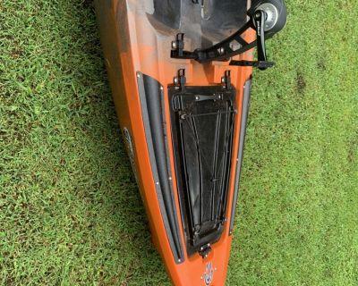 FS Native slayer max pedal kayak