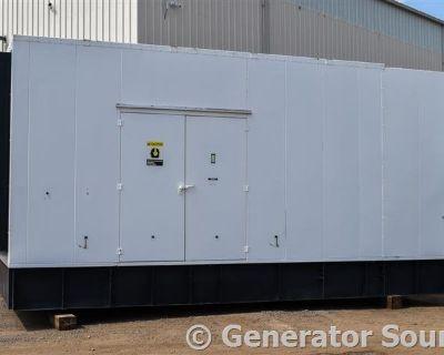 2008 CUMMINS 800 KW - JUST ARRIVED Generators, Electric Power