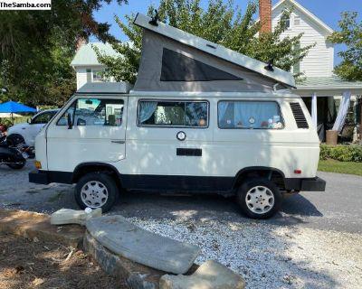 1984 VW Westfalia Vanagon 184,000 miles