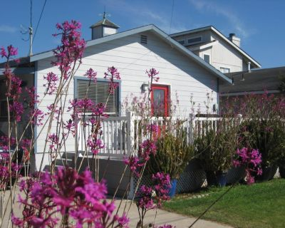 """""""THE ORCHID COTTAGE"""" PETS OK! - Morro Bay"""
