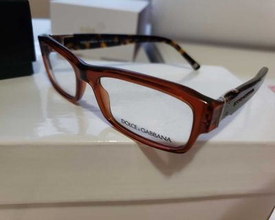 Dolce & Gabbana 3069 Eyeglasses in brown havana color, Original Brand New !!!