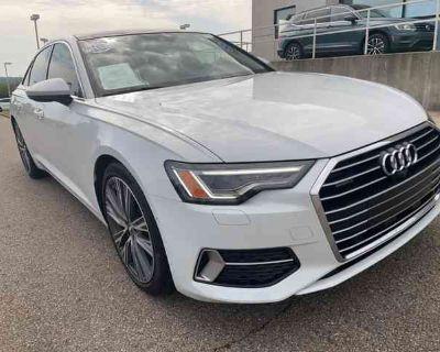 2019 Audi A6 2.0T Premium Plus quattro