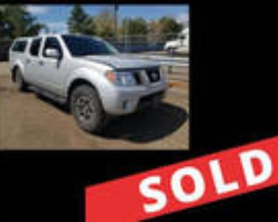 Repairable Cars 2018 Nissan Frontier for Sale