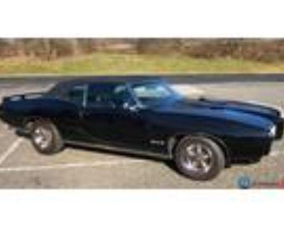 1969 Pontiac GTO Convertible WS 400