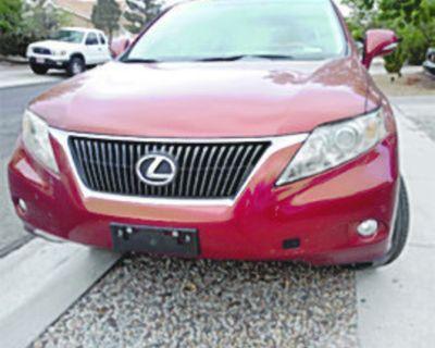 LEXUS RX350 2011, Full carmax report, 148k miles, $14,400, sale $12,700 beautiful...