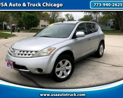 2007 Nissan Murano 2WD 4dr S
