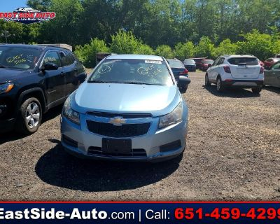 Used 2011 Chevrolet Cruze 4dr Sdn LS