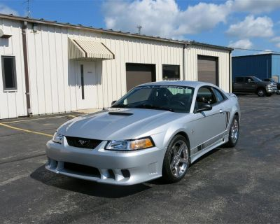 2000 Ford Mustang (Saleen)