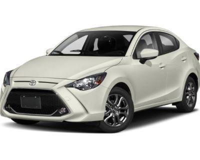 Certified Pre-Owned 2019 Toyota Yaris LE FWD 4D Sedan