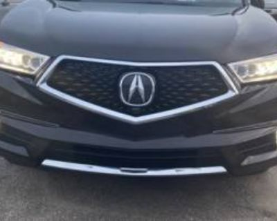 2017 Acura MDX Advance Package