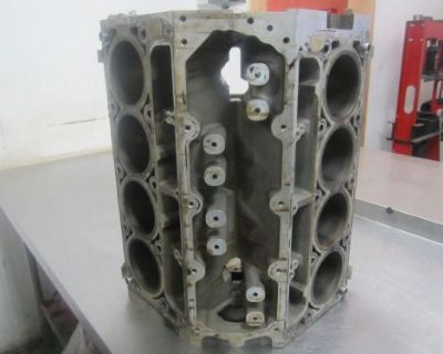 #bkd41 2008 Chevrolet Tahoe 5.3 Bare Engine Block