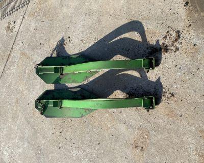 John Deere Row Head Stalk stompers