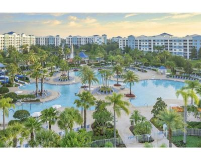 The Fountains Orlando, Blue Green - Two Bedroom/Two Bathroom Suite - Orlando