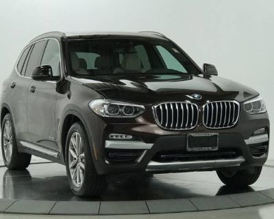 2018 BMW X3 30i