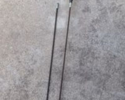6 Stovepipe Brush w/rods