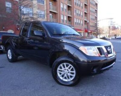 2014 Nissan Frontier SV King Cab 4WD Auto
