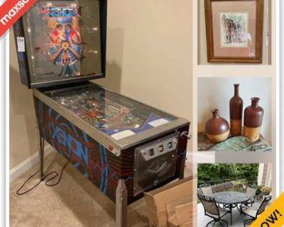 Marietta Moving Online Auction - Jefferson Ridge Way