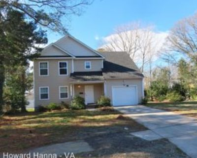 7501 Ruthven Rd, Norfolk, VA 23505 4 Bedroom House