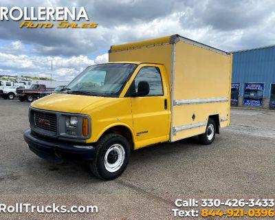 Used 1998 GMC Savana G3500 Box Truck