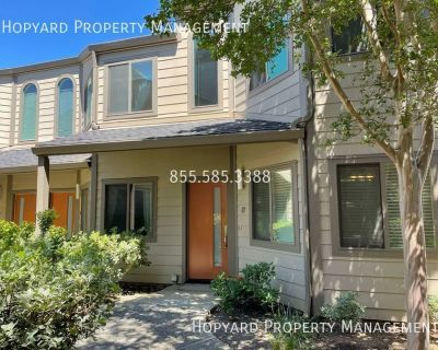 Gorgeous Townhouse in Sunnyvale!