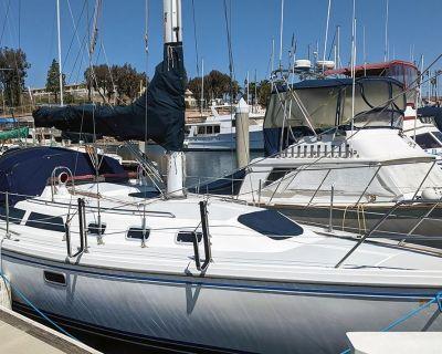 1993 34' Catalina 34