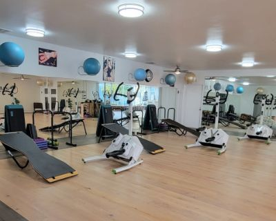 Fitness Studio Perfect for Teaching Small Classes or Recording Live Stream classes., Signal Hill, CA