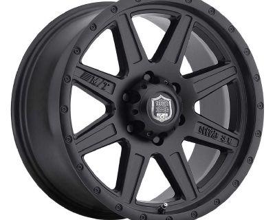 Deegan 38 Pro2 wheels 20x9 5x5.5 for Dodge Ram