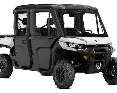 2021 Can-Am Defender Max Limited HD10 Utility SxS Amarillo, TX