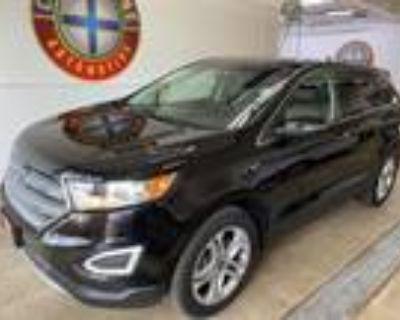 2018 Ford Edge Black, 75K miles