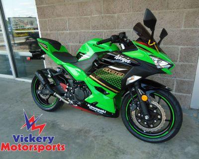 2020 Kawasaki Ninja 400 ABS KRT Edition Sport Denver, CO
