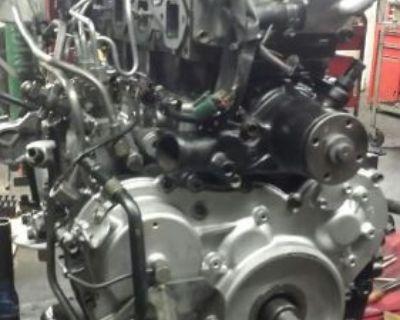 Isuzu Npr 4bd2 Diesel Engine Turbo Completely Rebuild
