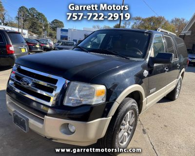 2008 Ford Expedition EL 4WD 4dr King Ranch