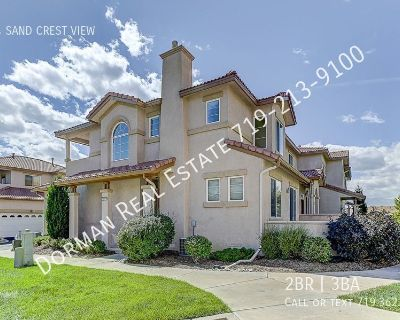 Townhome in gated community
