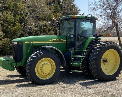 Louis Zillinger Farm Equipment Auction June 5th