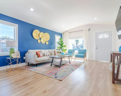 A Beautiful Decorated Home To Experience Local LA Next To SOFI Stadium LAX Forum - Westmont