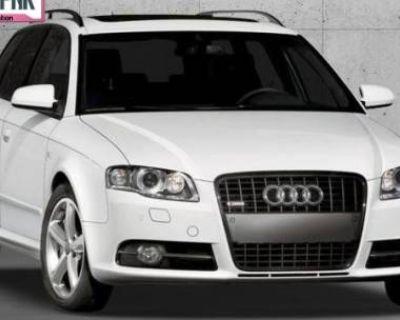 2008 Audi A4 3.2L