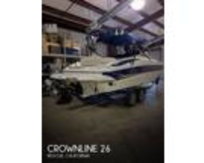 Crownline - 260 EX