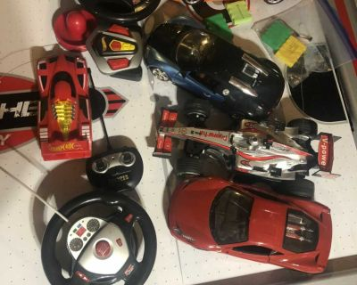 Race car, remote control