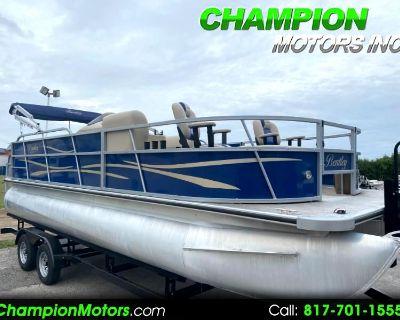 Used 2016 Bentley Boats 220 Fish SE Pontoon Boat w/Mercury 115HP 4 Stroke