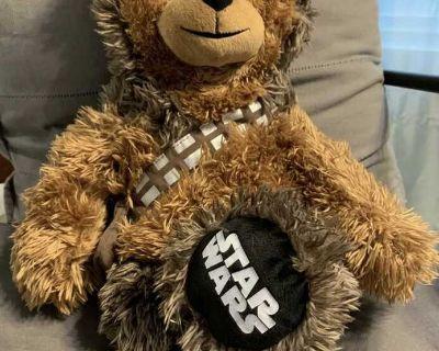 Star Wars Build a Bear Chewbacca