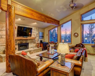 Top Rated Ski Home! Ski Access directly across street. Huge Home for Groups! - Park City