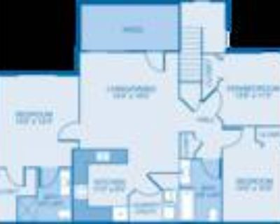 Oak Hill Apartments and Townhomes - The Washington - 1st Floor