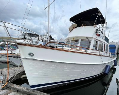 1978 Grand Banks Trawler